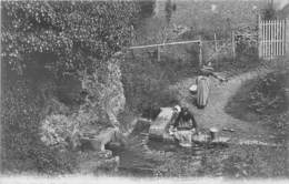 VERNEUIL SUR AVRE - Le Goulet - Lavandière - Verneuil-sur-Avre