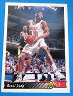 GRANT LONG NBA SUPER DECK 1993 N 197 - Trading Cards