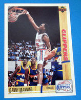 DANNY MANNING NBA SUPER DECK 1993 N 61 - Trading Cards