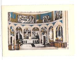 Concarneau (29) Eglise Du Coeur Immacule De Marie - Peintures Murales Du Choeur ( Par Andre Even Et Jean Martin ) - Concarneau