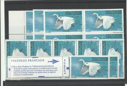 Polynésie, Lot De Poste ** + Divers Dont Carnet C-507 Cote YT 323€50 - Collections, Lots & Séries