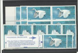 Polynésie, Lot De Poste ** + Divers Dont Carnet C-507 Cote YT 323€50 - Polinesia Francese