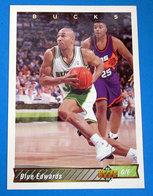 BLUE EDWARDS NBA SUPER DECK 1993 N 205 - Trading Cards
