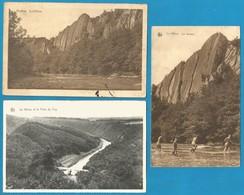 (G109) Le HEROU - Les Rochers Et Le Pont Du Fay - Houffalize