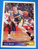 CHRIS MULLIN NBA SUPER DECK 1993 N 160 - Trading Cards