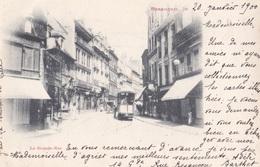 BESANCON  // La Grande Rue - Besancon