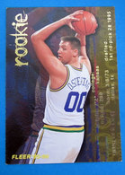 GREG OSTERTAG NBA CARDS FLEER 1996 N 165 - Trading Cards