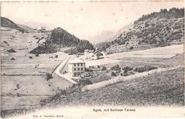 Sgnè Mit Schloss Tarasp - GR Grisons