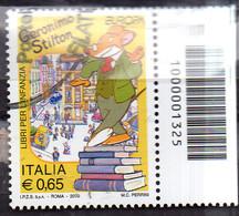 PIA  -  ITALIA  -  2010  : SPECIALIZZAZIONE  -  CODICE A BARRE : Europa  -  (SAS 3167 - CAR 2817) - Europa-CEPT