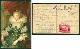 Yugoslavia 1923 From Sombor To Valpovo With No Postage T Cancel Porto Paid Letter Cover Rubens Ana Maria Austria - 1931-1941 Kingdom Of Yugoslavia