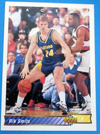 RIK SMITH  CARDS SUPER DECK 1993 N 178 - Trading Cards