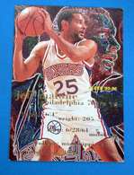 JEFF MALONE  CARDS FLEER 1996 N 313 - Altri