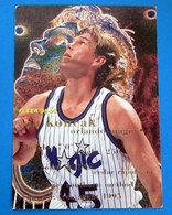 JON KONCAK  CARDS FLEER 1996 N 311 - Altri