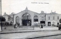 NANTES 44  La Gare D'Orléans  NEUVE - France