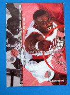 HARVEY GRANT  CARDS FLEER 1996 N 316 - Altri