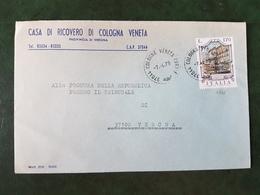(28975) STORIA POSTALE ITALIA 1979 - 1971-80: Storia Postale