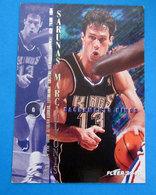 SARUNAS MARCIULIONIS  CARDS FLEER 1996 N 319 - Trading Cards