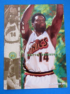 SAM PERKINS  CARDS FLEER 1996 N 325 - Altri