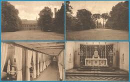 (G121) KAIN - Collège N.D. De La Tombe - Parc - Dortoir - église - Tournai