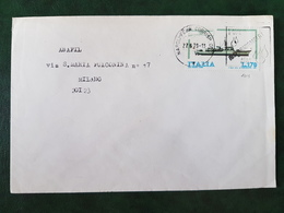 (28984) STORIA POSTALE ITALIA 1979 - 1971-80: Storia Postale