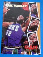 ERIC MOBLEY  CARDS FLEER 1996 N 438 - Trading Cards