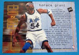 HORACE GRANT  CARDS FLEER 1996 N 474 - Altri