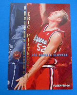 ERIC PIATKOWSKI  CARDS FLEER 1996 N 298 - Trading Cards