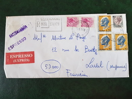 (28992) STORIA POSTALE ITALIA 1973 - 1971-80: Storia Postale
