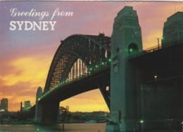 Sydney Harbour Bridge, Greetings From Sydney, New South Wales - Unused - Sydney