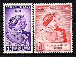 Gilbert & Ellice MNH/MLH Very Fine - Îles Gilbert Et Ellice (...-1979)