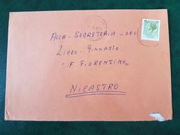(29004) STORIA POSTALE ITALIA 1973 - 1971-80: Storia Postale