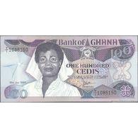 TWN - GHANA 26a3 - 100 Cedis 15.7.1986 Prefix T/1 UNC - Ghana