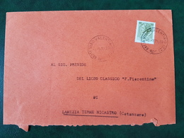(29014) STORIA POSTALE ITALIA 1973 - 1971-80: Storia Postale