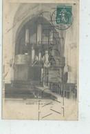 Evry (91) : Le Buffet D'orgues De L'église En 1910  PF. - Evry