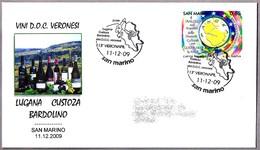 VINOS D.O.C. VERONESI. Lugana, Custoza, Bardolino. SAN MARINO 2009 - Vinos Y Alcoholes