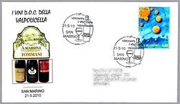 VINOS D.O.C. De VALPOLICELLA, Recioto, Amarone. San Marino 2010 - Vinos Y Alcoholes