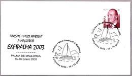 TURISMO Y MEDIO AMBIENTE En Mallorca - TOURISM And ENVIRONMENT In Mallorca. Palma De Mallorca, Baleares, 2003 - Protección Del Medio Ambiente Y Del Clima