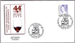 SALON DE VINOS SELECCIONADOS - Salon Of Selected Wines. Asti Dante 2010 - Vinos Y Alcoholes