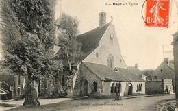 BAYE ( Marne ) - L'église - Autres Communes