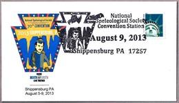 Convencion Sdad De ESPELEOLOGIA - Speleological Society. Murcielago - Bat. Shippensburg PA 2013 - Geología