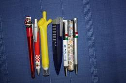 SET DI PENNE BIRO CURIOSE - Pens