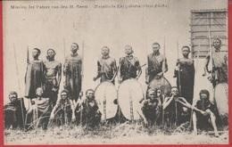 CPA - Afrique - Kenya - Massaïsche Krijgslieden.. - Kenia