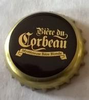 Capsule Bière Beer Crown Cap Bière Du Corbeau Mystérieuse Bière Blonde - Beer