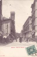 CPA ESPAGNE - MADRID - Calle De Atocha En 1908 - Madrid