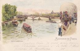 SOUVENIR DE PARIS // Pont Du Carroussel - Francia