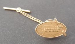 PIN'S Advanced RCA Satcom - Pin's Complet Avec La Chainette D'origine - Space