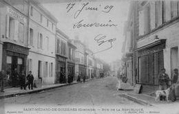 33 SAINT MEDARD DE GUIZIERES - France