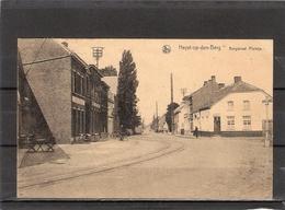 Heyst-op-den-Berg  Bergstraat Pleintje - Heist-op-den-Berg