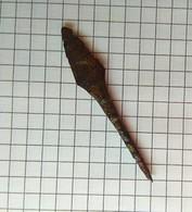 Medieval Era Viking Military Iron Arrow11-13 Century - Archeologie