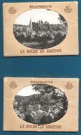 (G132) LA ROCHE-EN-ARDENNE - 2 Carnets Identiques De 10 Vues - La-Roche-en-Ardenne